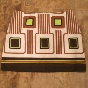 Milly of New York mini skirt